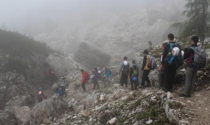 Alpinismo Giovanile – Dolomiti di Sesto